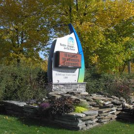 City of Notre-Dame-Île-Perrot Digital Display