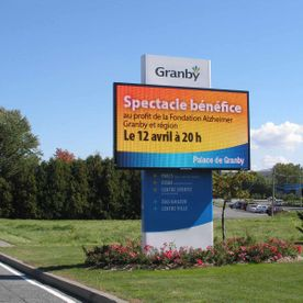 Granby City Digital Display